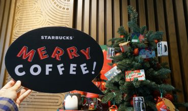 "Get Your ""Merry Coffee"" This Christmas at Starbucks"