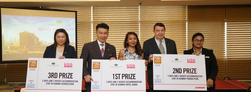 Sunway Putra Hotel Organizes Employees' Bin to Win It!