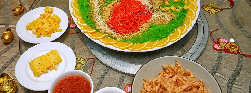 Celebrating A Blue and White Chinese New Year at Dorsett Kuala Lumpur