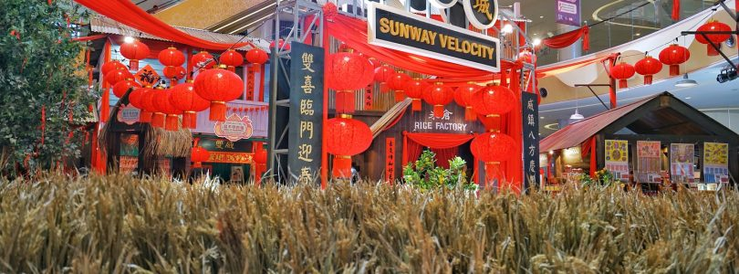 Sunway Velocity Mall Brings Us Back to Olden Days Through Bank of Abundance