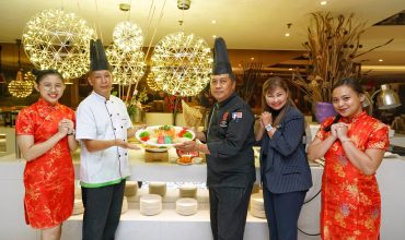 Cosmo Hotel Kuala Lumpur Offers Chinese New Year Lunch at RM 48.88 nett