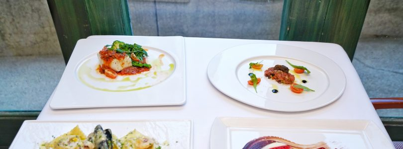 Sheraton Imperial Kuala Lumpur Offers A Taste of Italy Specially Made by Its New Italian Chef