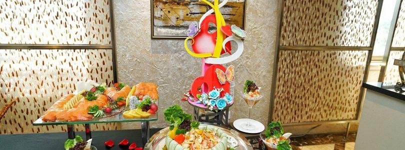 Sunway Putra Hotel Offers Valentines Buffet Dinner