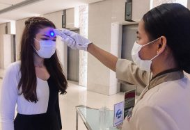 Centara's Enhanced Safety Measures Keep Guests  and Staff Well-Protected
