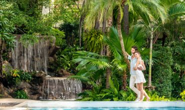 "Experience true romance in Bangkok's only ""Garden of Love"" at Mövenpick BDMS Wellness Resort"