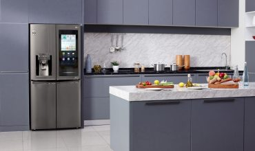 With Craft Ice and ThinQ, 2020 Smart LG Fridges Make Food and Drink Prep Easier, More Convenient and Definitely More Fun