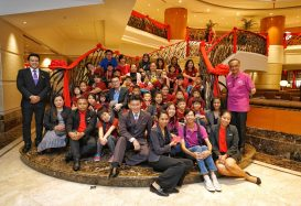 Sunway Putra Hotel Celebrates Chinese New Year with Rumah Charis Home