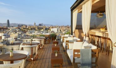 Escape To Ian Schrager's the Barcelona Edition For A Fix Od Winter Sun