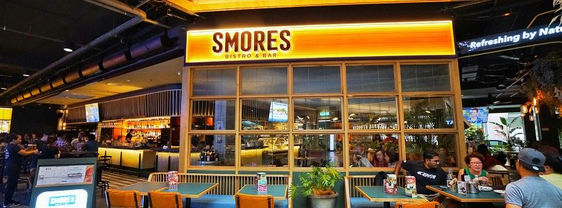 SMore A Great Dining Experience with Natural Fire Cuisines