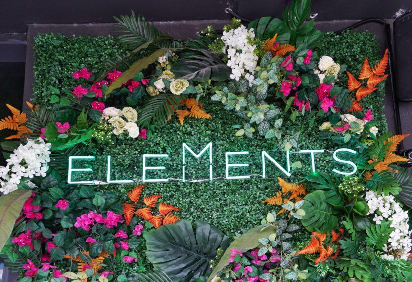 Elements Kitchen & Bar Launches Its New Menu