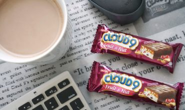 Cloud 9 Introduces its new Fruit & Nut Flavors