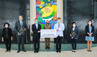 Centara Hotels & Resorts supports courageous medical staff with hotel rooms and meals