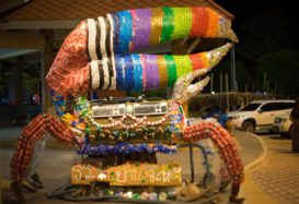 Pimalai Raises Awareness of Ocean Pollution with a Spectacular Sculpture Contest for Local School Children