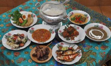 """""""Jom Ta-Pau… Santapan Selera Ramadhan"""" from Hotel Istana Kuala Lumpur"""
