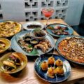 Asian Inspired Pizzas at SPG by Bijan