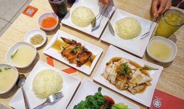 "The Chicken Rice Shop 20th Anniversary Get ""Ayam Untuk Semua"" Meal Set for RM 20 Only!"