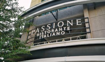 Dining In a Romantic Environment with Passione