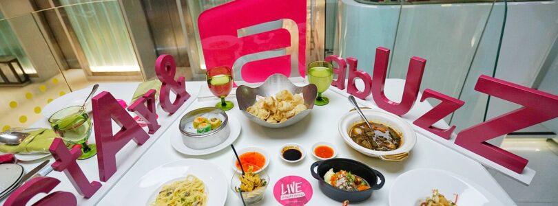 "Aloft Kuala Lumpur Sentral Launches ""Eat Lah"" for RM 98 nett at Nook Restaurant"