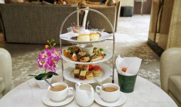 RM 68 nett Afternoon Tea for 2 at The Verandah