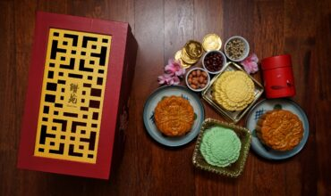 One World Launches Moon-Shaped Wonders Mooncake This Year