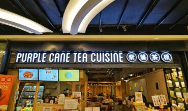 Purple Cane Offers Healthy Tea Infused Cuisines