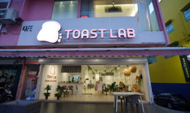 Eat Like a Taiwanese at ToastLab