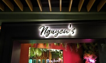 NguYen @ 163 Kiara Offering Modern Style, Authentic Viet/Thai Cuisines