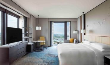 Marriott International Continues Robust Growth in China with the Opening of Shanghai Marriott Hotel Pudong South