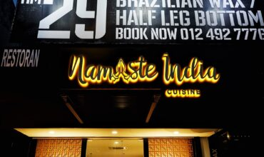 Northern Indian Fusion at Namaste