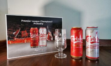 Probably the Best Beer in the World Offers Liverpool FC's Limited-Edition Collectibles