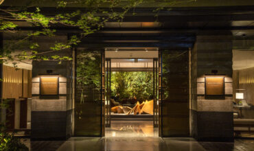 HOTEL THE MITSUI KYOTO, A LUXURY COLLECTION HOTEL & SPA OPENS IN THE HEART OF JAPAN'S ANCIENT CAPITAL