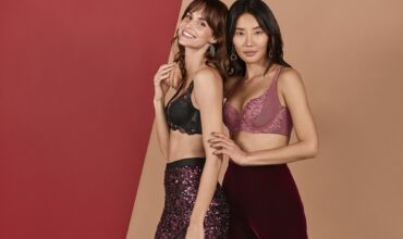 Celebrate This Christmas with Triumph's Sculpt Rosanne and Astra Embroidery
