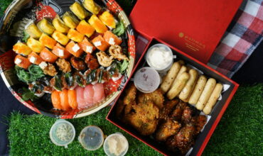 Pullman KLCC Launches Party Food Delivery