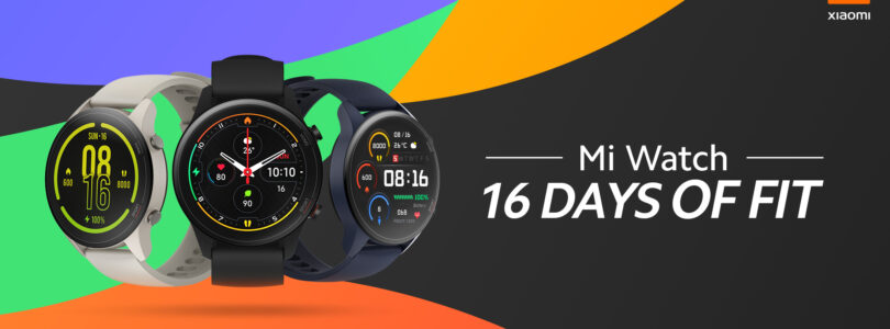 Mi Watch arrives in Malaysia
