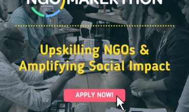 SEARCHING FOR OPEN-MINDED AND READY TO LEARN NGOs