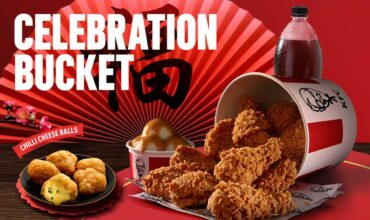KFC USHERS IN CHINESE NEW YEAR WITH KFC GOLDEN BUTTER CEREAL