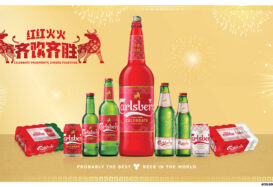 Celebrate Prosperity, Cheers Together with Carlsberg for a Fiery, Gold OXpicious Year Ahead!