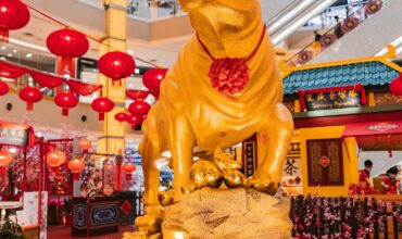 REVEL IN A PROSPEROUS, HAPPY 'NIU' YEAR WITH SUNWAY PYRAMID