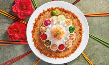 CONTINUE TRADITIONS WITH LOVED ONES AT HOME WITH THE RESORT CAFÉ'S SPECIAL CHINESE NEW YEAR TAKE-AWAY OFFERINGS