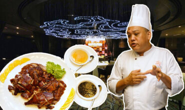 Get The Famous London's Four Seasons Duck at Intercontinental Hotel KL This Chinese New Year