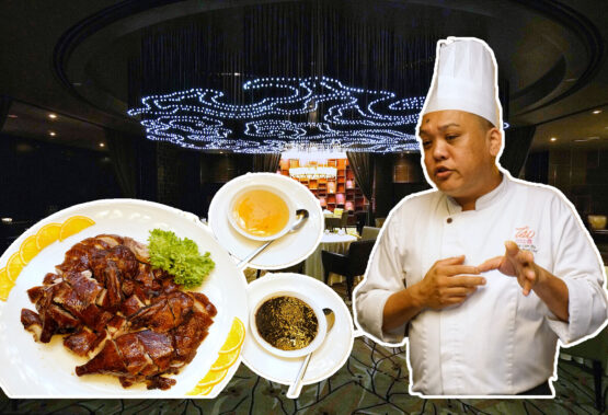 Get The Famous London's Four Season Duck at Intercontinental Hotel KL This Chinese New Year