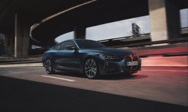 The New BMW 430i Coupe M Sport is Up for Grabs