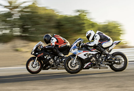 Latest Iconic Superbikes by BMW