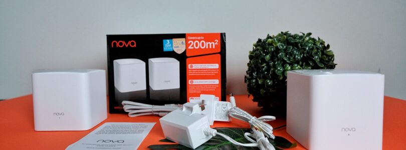 Easy and Affordable Way to Get Better Wi-Fi Coverage at Home: Our Review on Tenda Nova MW5C