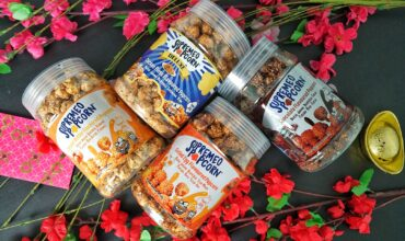 Malaysia First Chicken Floss Popcorn by Supremeo Popcorn