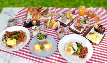 Start the Day Swiss-Style with Rim Klong Café's Healthy New Weekend Breakfast Menu