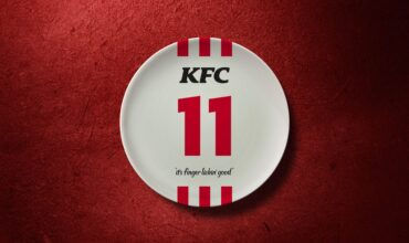 LIMITED EDITION KFC ORIGINAL PLATE IS UP FOR BID TOMORROW ONLY