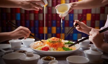 One World Launched A Generous Ox-picious Yee Sang for Reunion