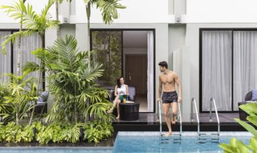 FOUR POINTS BY SHERATON PHUKET PATONG BEACH RESORT BECOMES A NEW DESTINATION FOR STYLISH STAYCATIONS AND DAY BREAKS