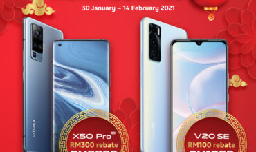 Celebrate This Coming Chinese New Year  with HUAT COW COW Deals from vivo Malaysia